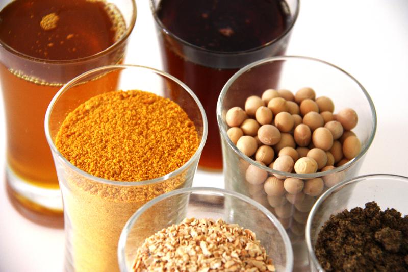 Ingredienzen Futter